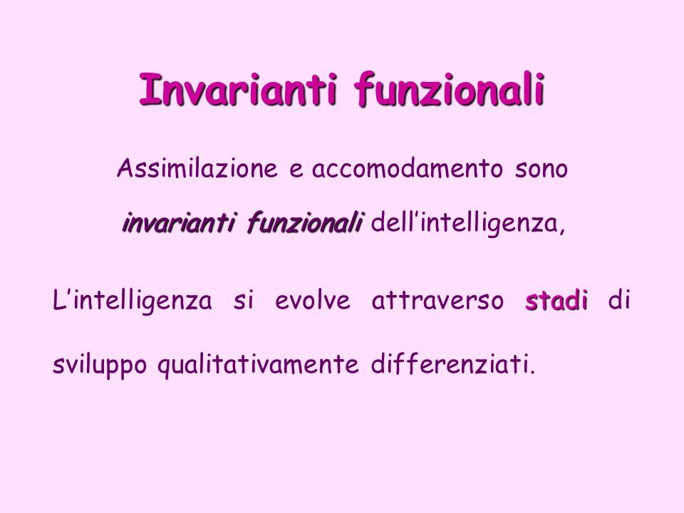 Invarianti funzionali