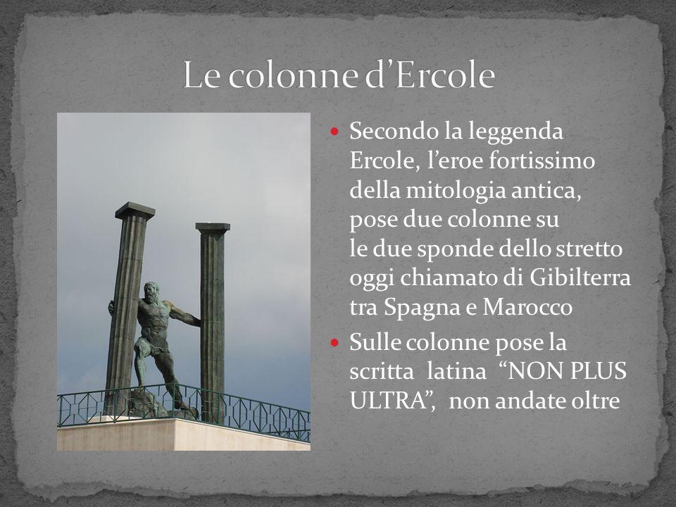 Le colonne d'Ercole