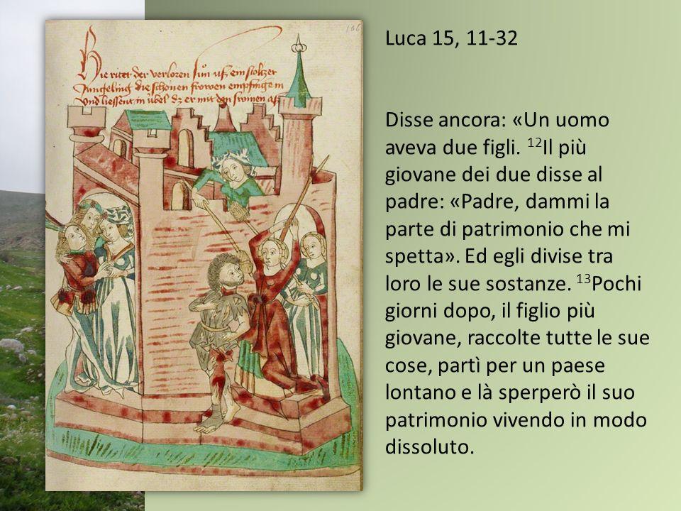 Luca 15, 11-32