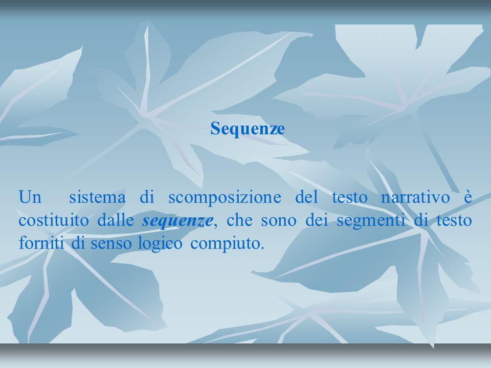 Sequenze