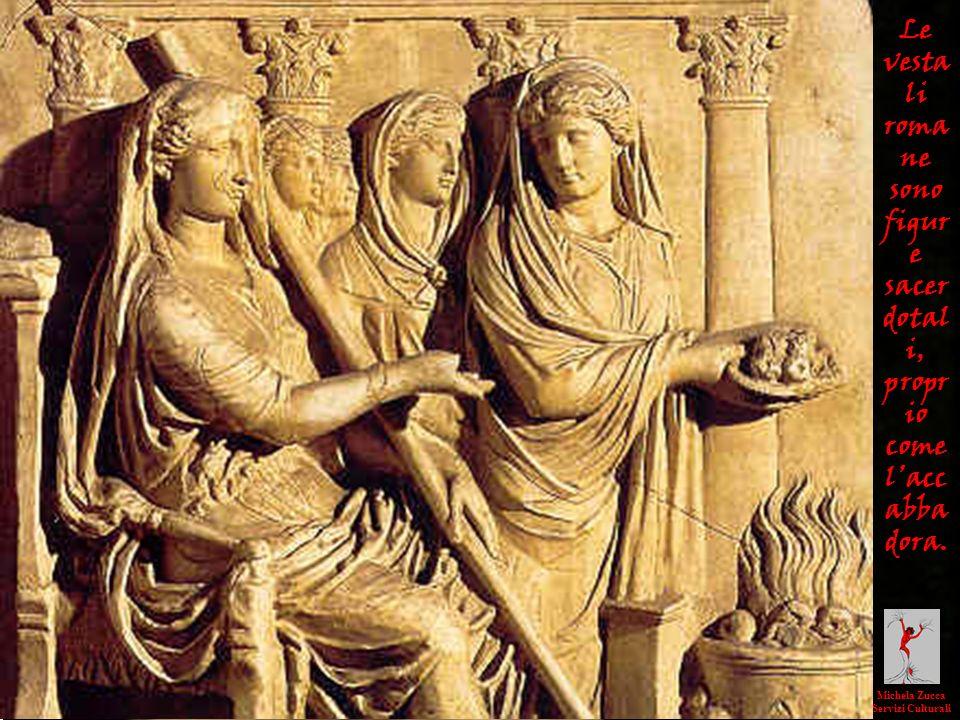Le vestali romane sono figure sacerdotali, proprio come l'accabbadora.