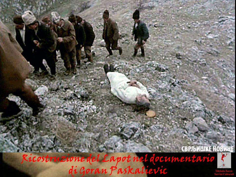 Ricostruzione del Lapot nel documentario