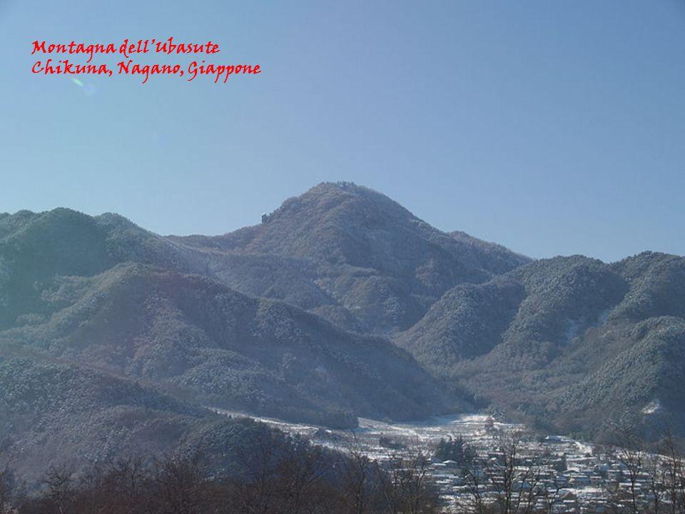 Montagna dell'Ubasute