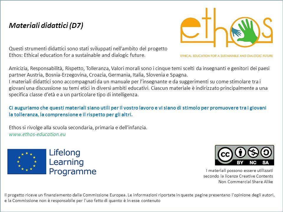 Materiali didattici (D7)