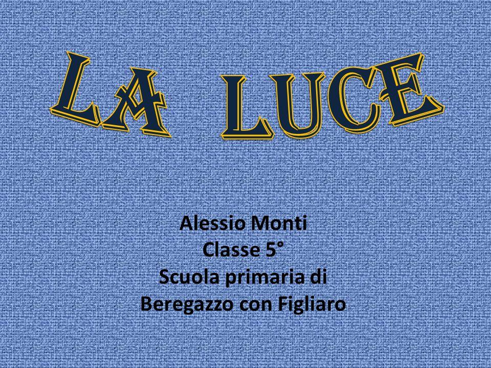 Alessio Monti Classe 5° Scuola primaria di Beregazzo con Figliaro