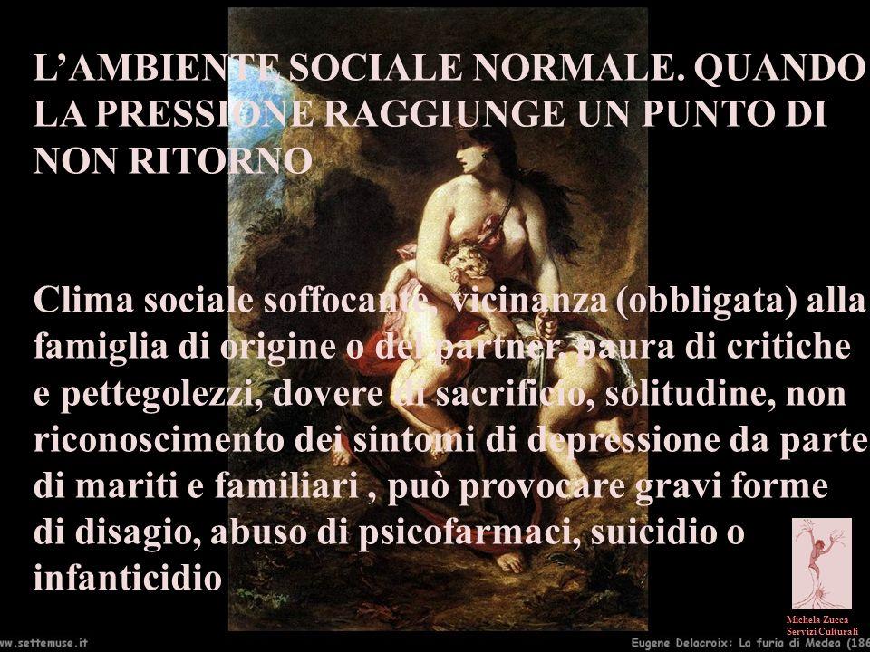 L'AMBIENTE SOCIALE NORMALE