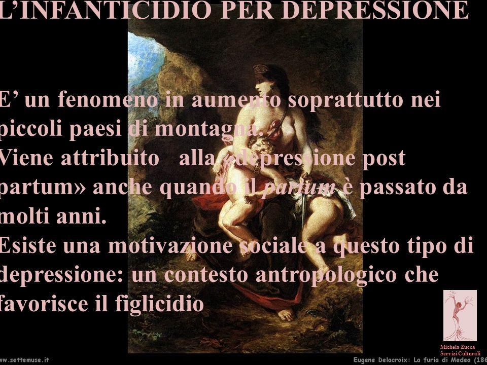 L'INFANTICIDIO PER DEPRESSIONE