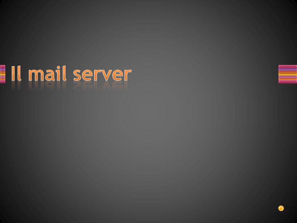 Il mail server