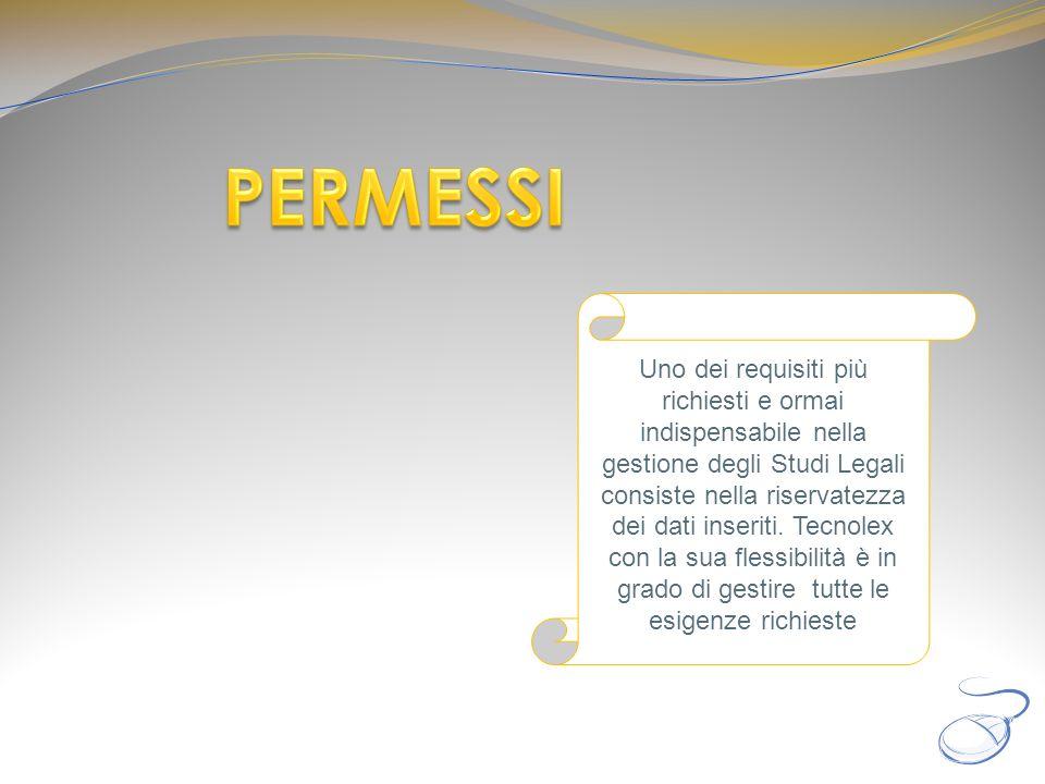 PERMESSI