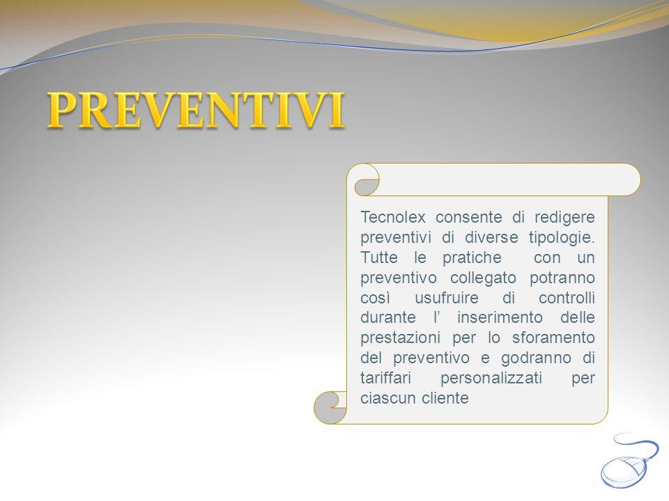 PREVENTIVI