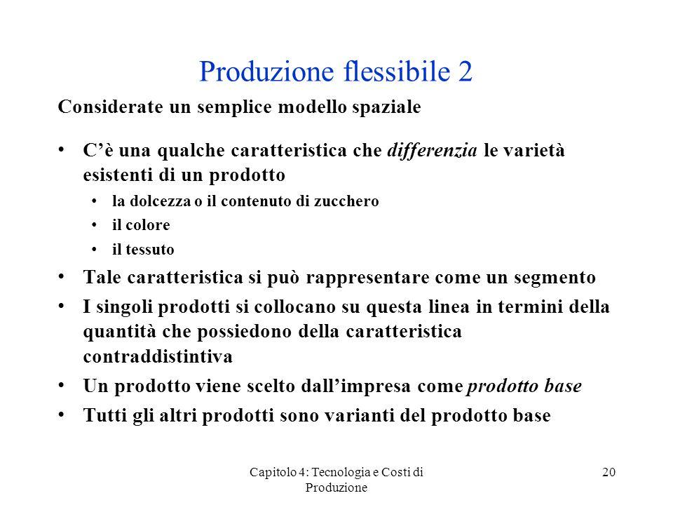 Produzione flessibile 2