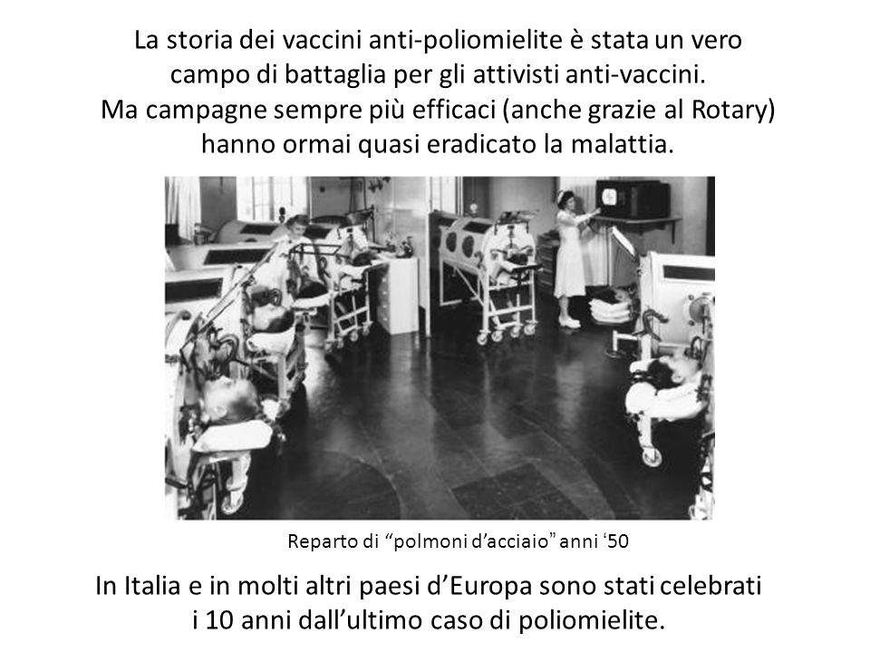 In Italia e in molti altri paesi d'Europa sono stati celebrati