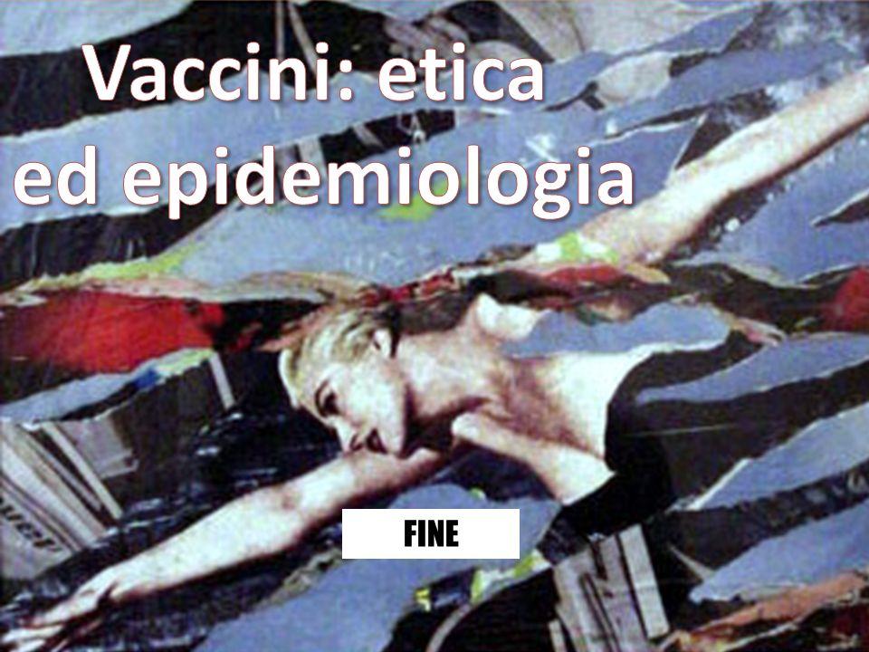 Vaccini: etica ed epidemiologia