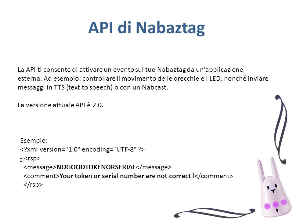 API di Nabaztag