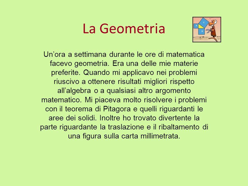 La Geometria