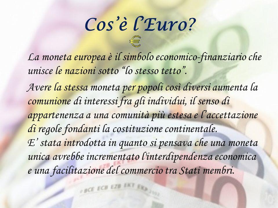 Cos'è l'Euro
