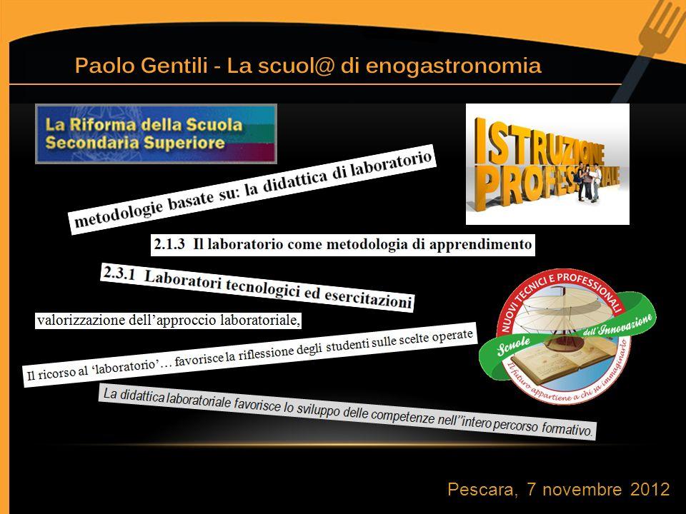 Pescara, 7 novembre 2012