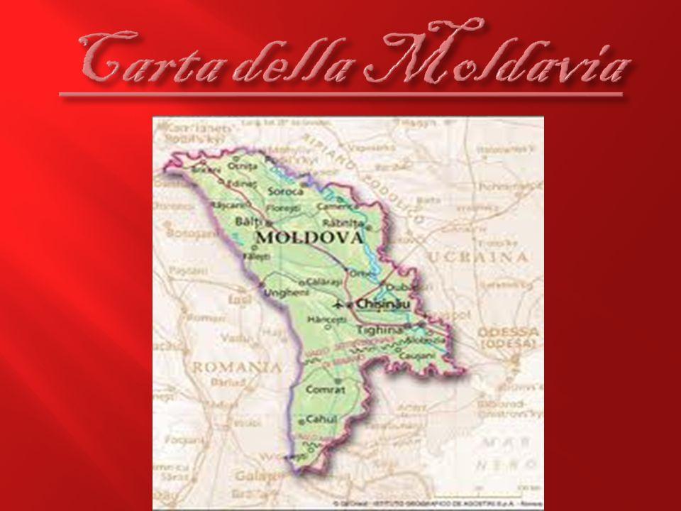 Carta della Moldavia