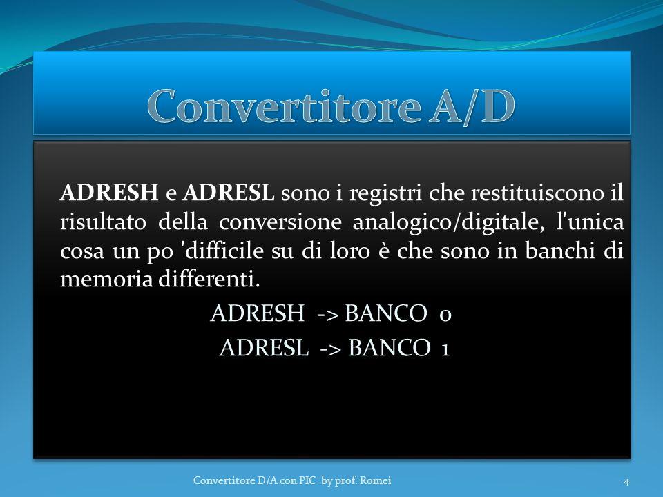 Convertitore A/D