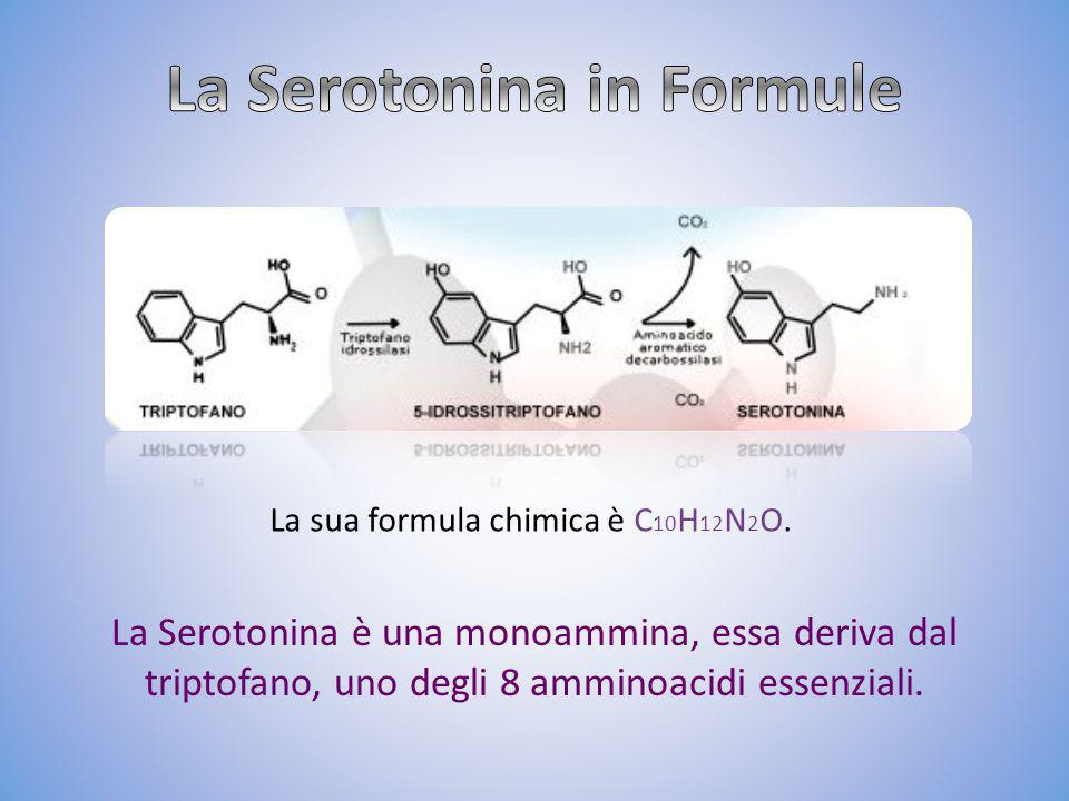 La Serotonina in Formule