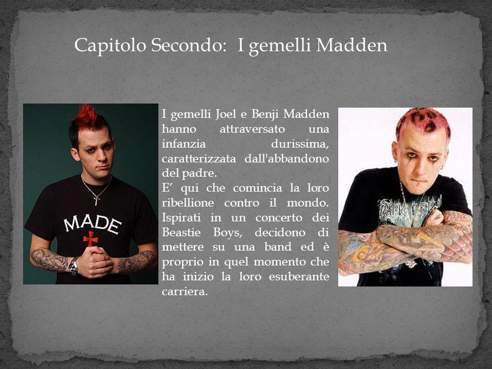 Capitolo Secondo: I gemelli Madden