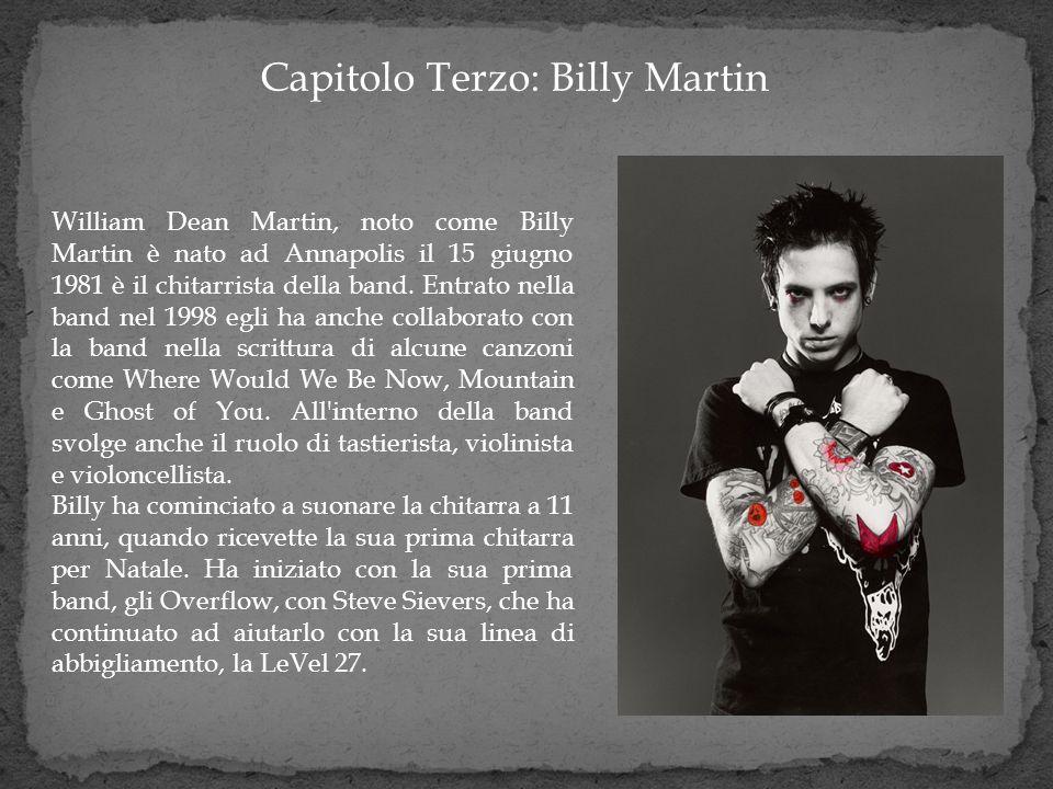 Capitolo Terzo: Billy Martin