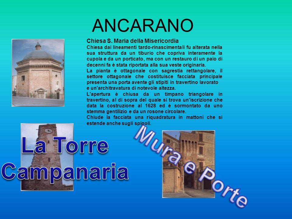 La Torre Campanaria Mura e Porte