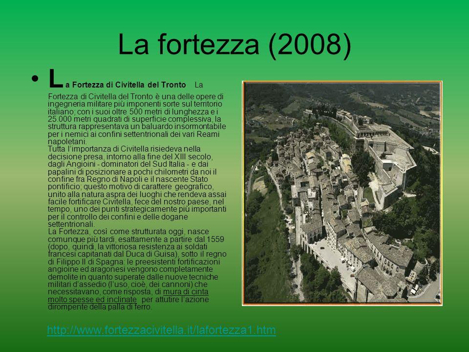 La fortezza (2008)