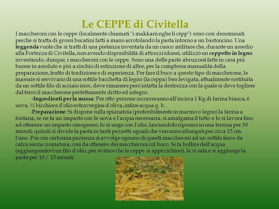 Le CEPPE di Civitella