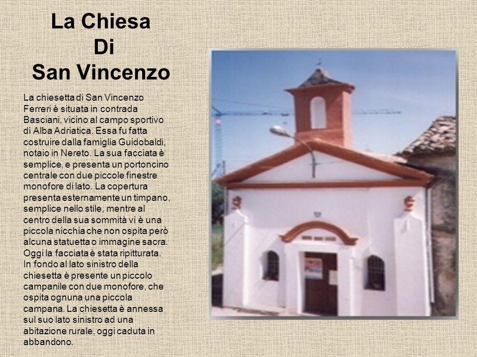 La Chiesa Di San Vincenzo