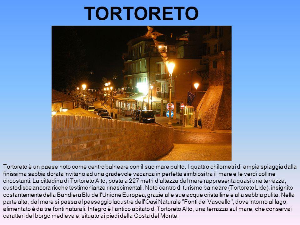 TORTORETO