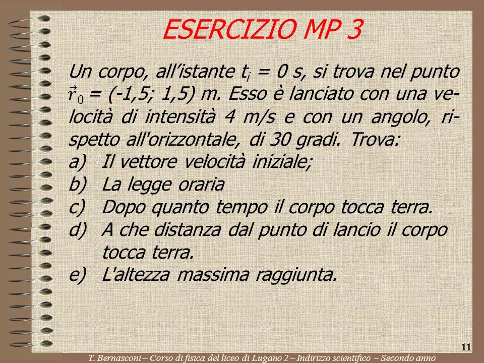 ESERCIZIO MP 3