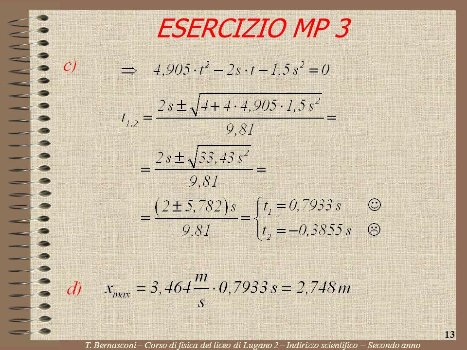 ESERCIZIO MP 3 13. T.