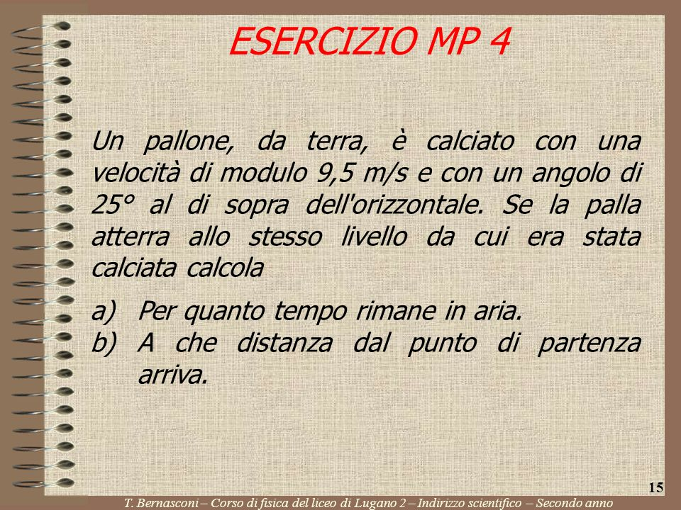 ESERCIZIO MP 4