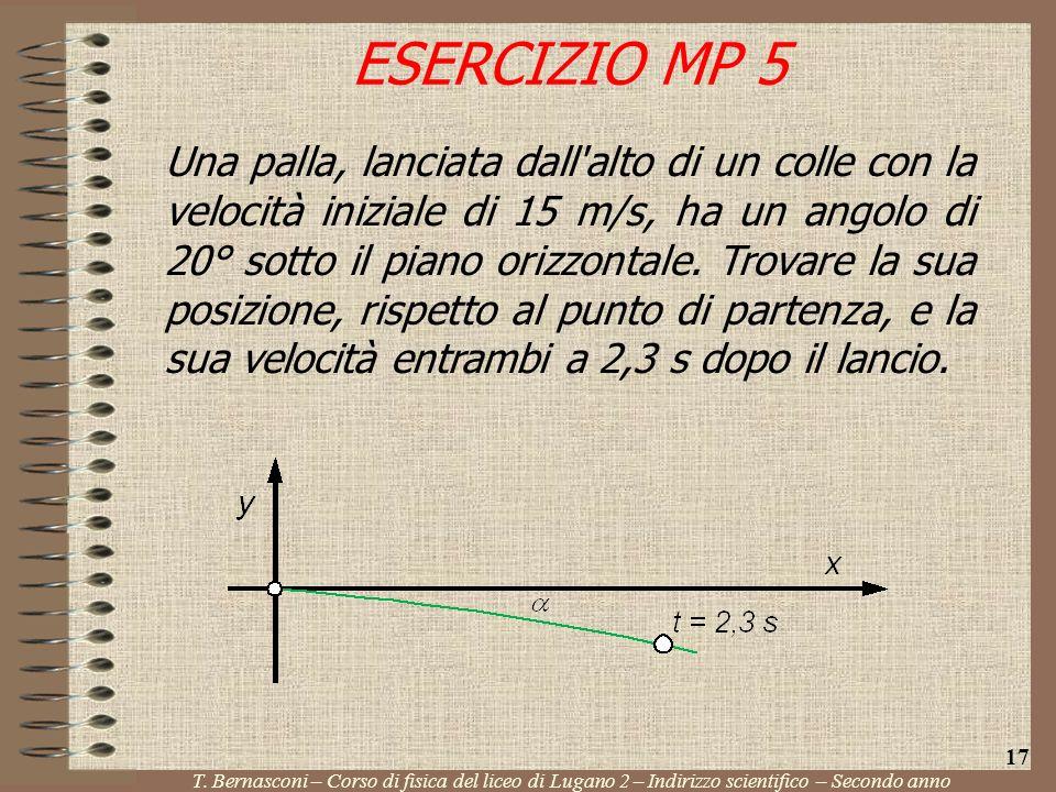 ESERCIZIO MP 5