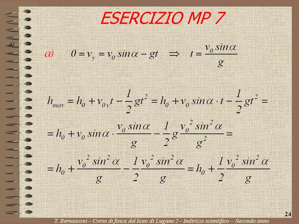 ESERCIZIO MP 7 24. T.