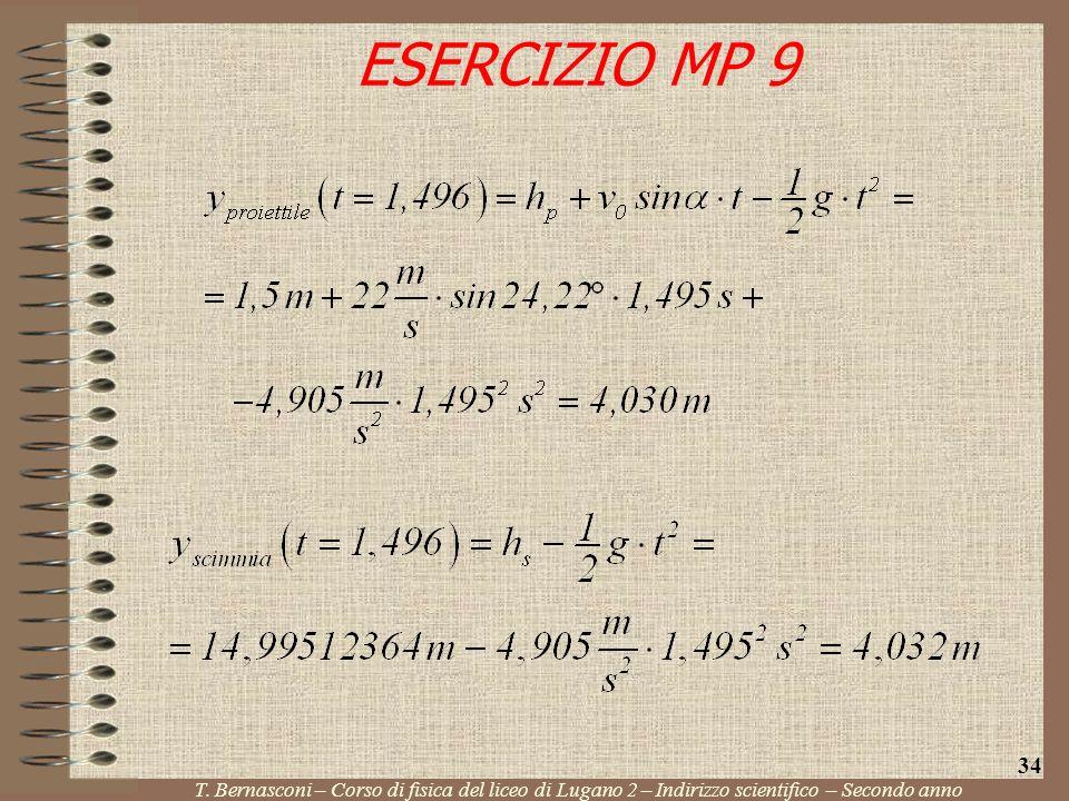 ESERCIZIO MP 9 34. T.
