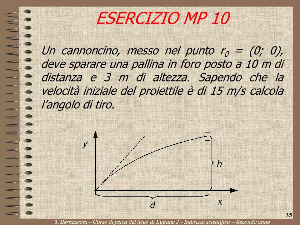 ESERCIZIO MP 10