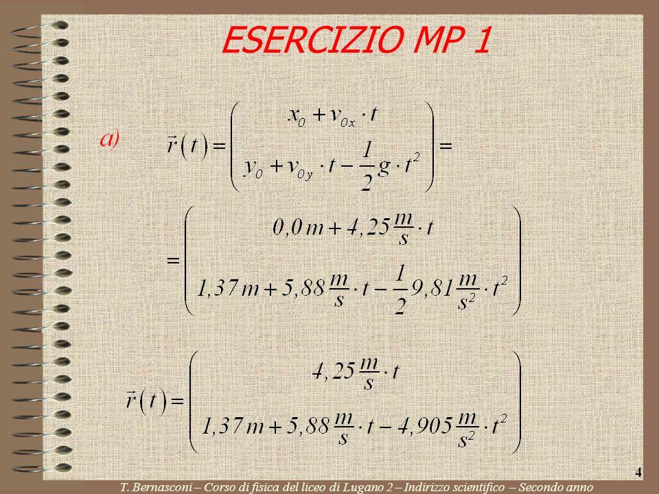 ESERCIZIO MP 1 4. T.