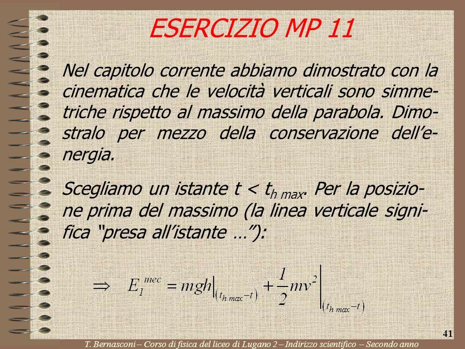 ESERCIZIO MP 11