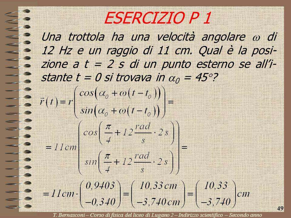 ESERCIZIO P 1