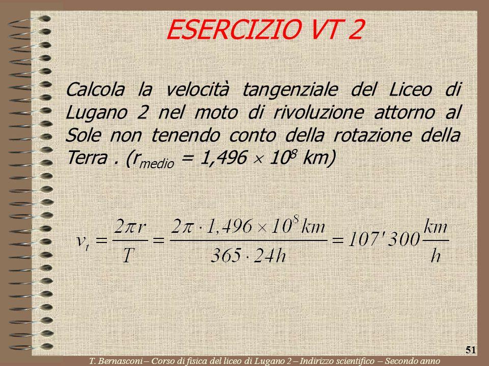ESERCIZIO VT 2