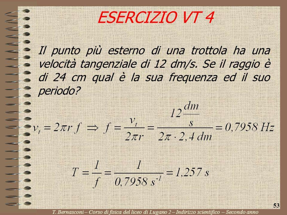ESERCIZIO VT 4