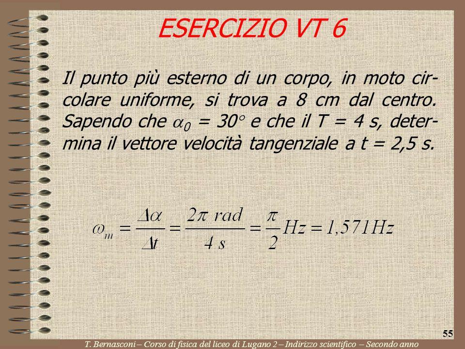ESERCIZIO VT 6