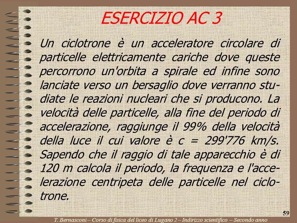 ESERCIZIO AC 3