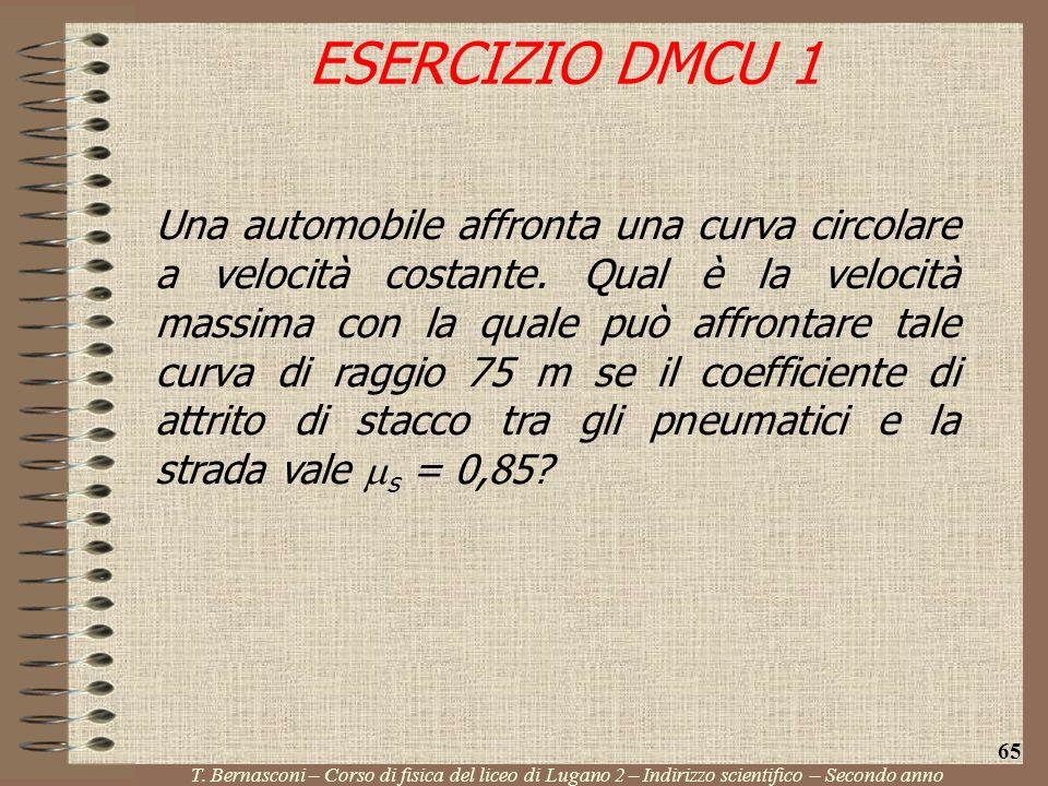 ESERCIZIO DMCU 1