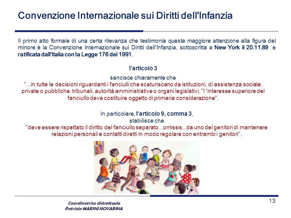 Convenzione Internazionale sui Diritti dell Infanzia