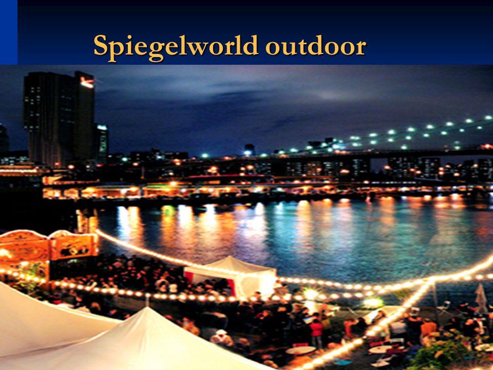 Spiegelworld outdoor