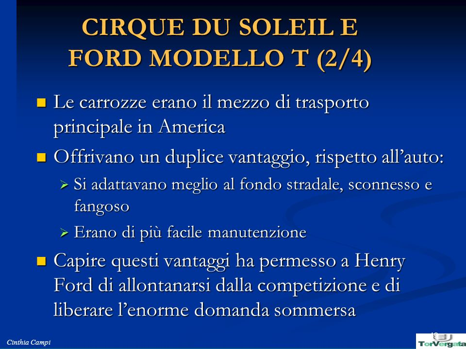 CIRQUE DU SOLEIL E FORD MODELLO T (2/4)