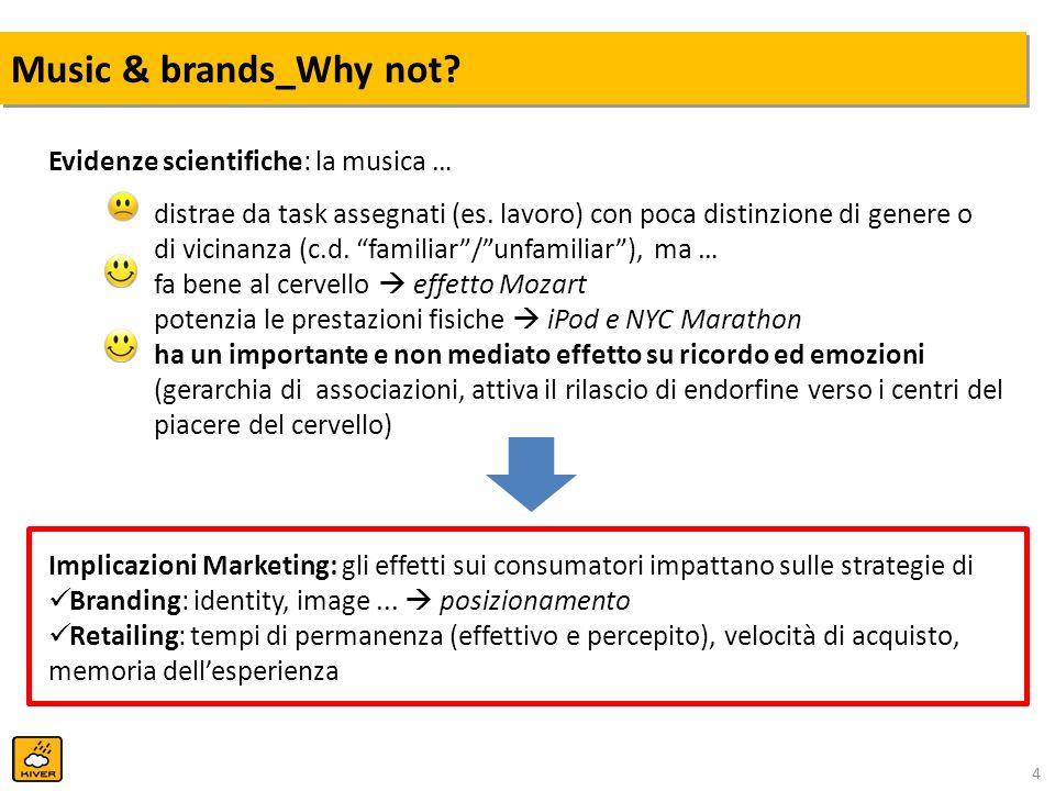 Music & brands_Why not Evidenze scientifiche: la musica …